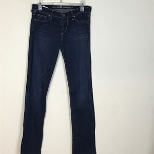 Citizens of Humanity- Ava straight Leg Jeans s 27